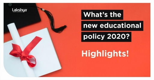 What's the new educational policy 2020?