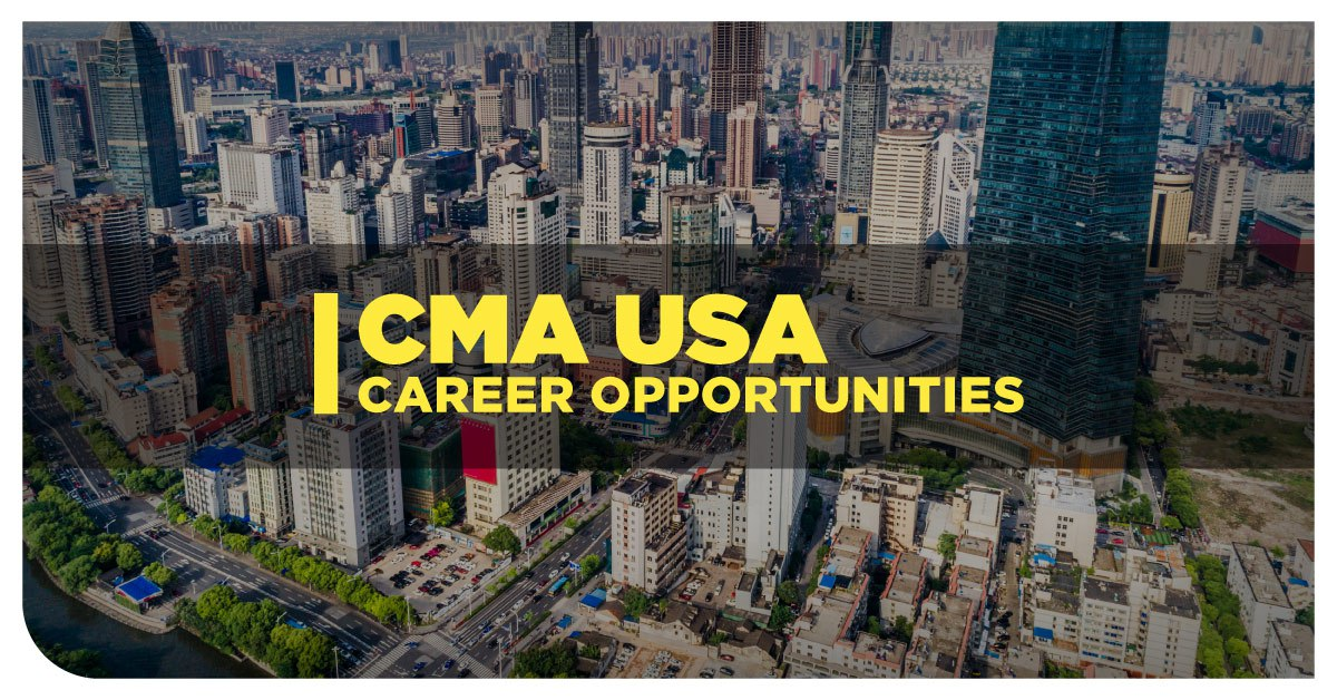 cma usa career opportunities