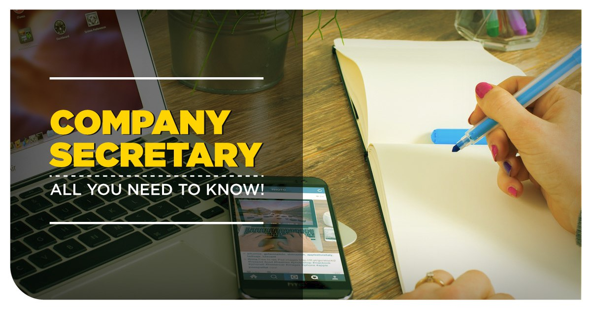 company secretary (CS) all you need to know